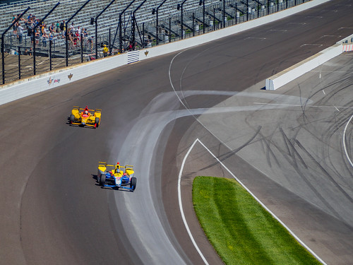 Indianapolis 500 Carb Day