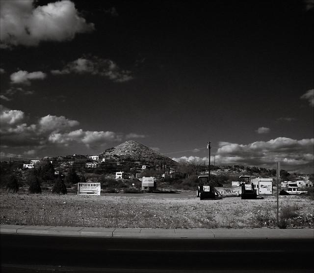 Somewhere in Arizona: Clearance