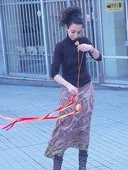 Istanbul, Taksim - Street Performers