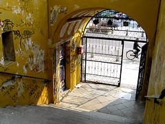 Pfefferberg entrance