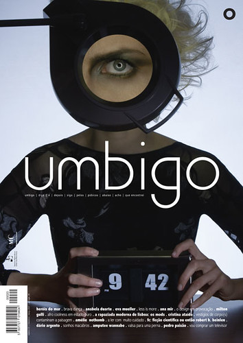 revista Umbigo Abril