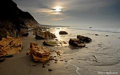 Refugio Marine Layer (Steve's Reflections) Tags: ocean sunrise bravo refugio blueribbonwinner thebestbravo shieldofexcellence superaplus aplusphoto diamondclassphotographer