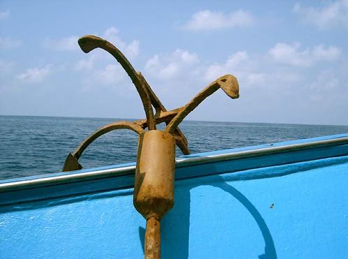 sea mare anchor ancora