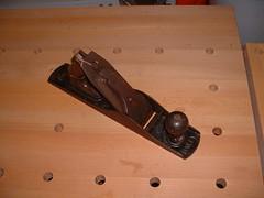 Stanley 5C with bedrock lever cap