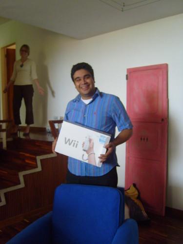 Día 040: Tenemos Wii en la oficina