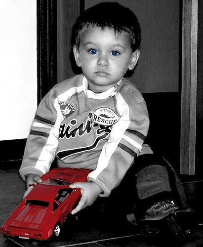 Kids Portrait 4 - NIKI Lauda