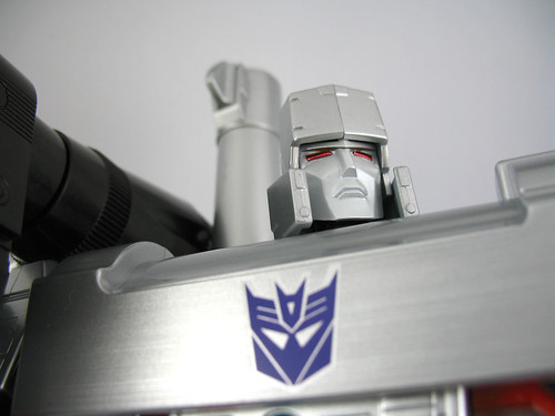 Takara MP-05 Masterpiece Megatron