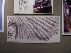N. Steven Harris The Fringe (otherheroes) Tags: eye art comics other african exhibition american comix heroes trauma