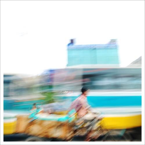 Tricyclist #1