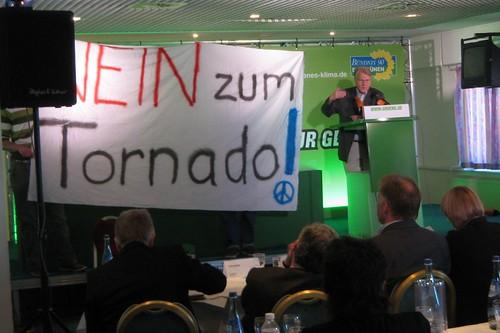 """""""No to Tornado!"""""""