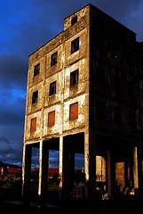 ASTILLEROS CADAGUA.006 (MANATISUB) Tags: abandoned junk rust ruins decay scrapyard chatarras desguaze