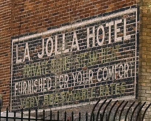 La Jolla Hotel !