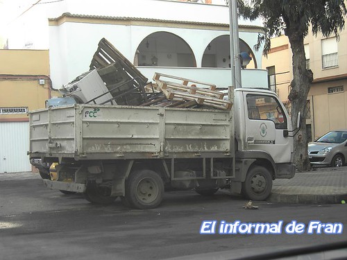 camion sin normativa