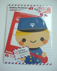 Mail Man  (Warm 'n Fuzzy) Tags: mail kawaii surprise stationery snailmail mindwave internationalmail qliakamio