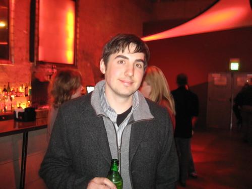 Kevin Rose of Digg