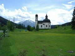 Seefeld - The Seekirchl (Dave Hanmer) Tags: mountains alps austria tirol tyrol seefeld hohemunde seekirchl davehanmer davidhanmer