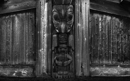 First Nations Longhouse