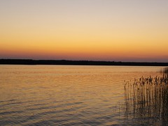 The lake in Tingsryd (dukematthew2000) Tags: sunset reflection water sweden supershot