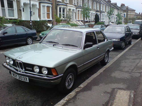 BMW 320/6 E21 1982 , originally uploaded by Danny Stretch .-farm1.static.flickr.com