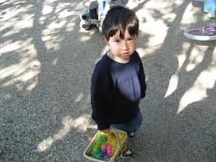 Happy 3rd Birthday John Paul. (04/08/07)