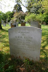tomb of hugo dyson