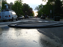Weary hoses