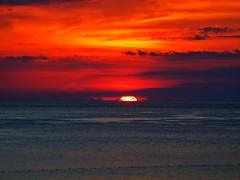"Andaman Sunset 4 - A final ""wink"" - by neilalderney123"