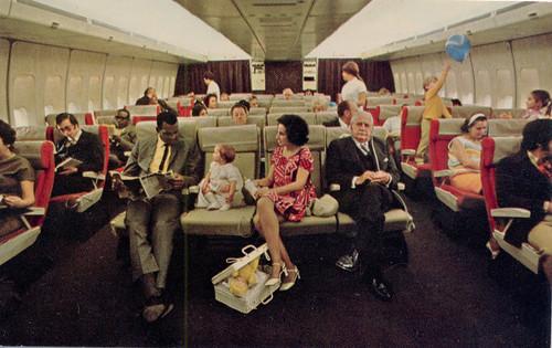 Pan Am's New 747