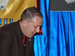 David Jade (Saomik) Tags: 2007 ffff magic batavia newyork usa fechters april magician