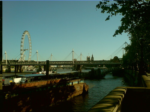 Embankment to Westminster