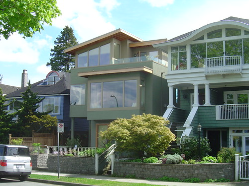 Modern Vancouver House,modern,house,design