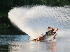 Competition Water Skier (3332a) (zormsk) Tags: summer water waves skiing arkansas watersports waterski tpc stopaction zormsk illinoisbayou tlmccormick tpcu3 tpcu3l3 tpcu6l1 tpcu6