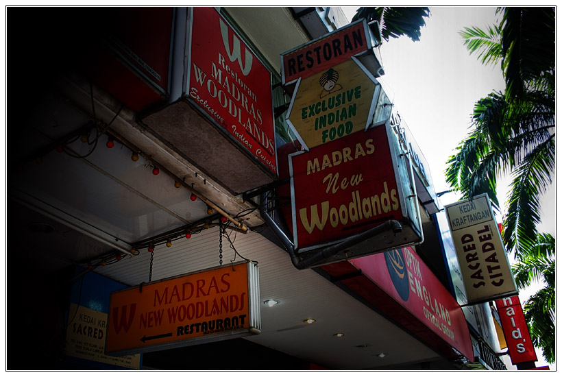 Madras New Woodlands @ Bangsar