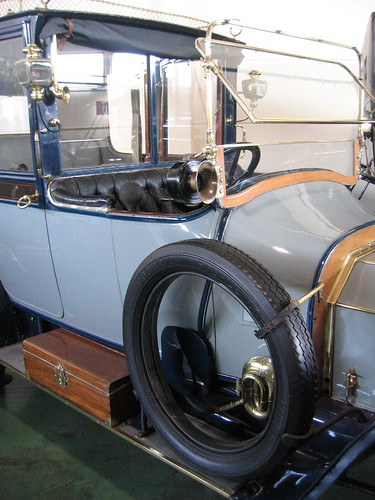 Rochet Sneider 11000 Coupe de Ville Driguet 1913