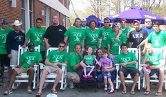 High Point Chapter Rock-A-Thon Fund-Raiser - by lambdachialpha