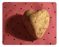 Corazón de piedra/Heart of stone.
