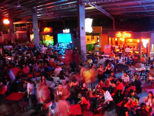 Vida nocturna en Cebu
