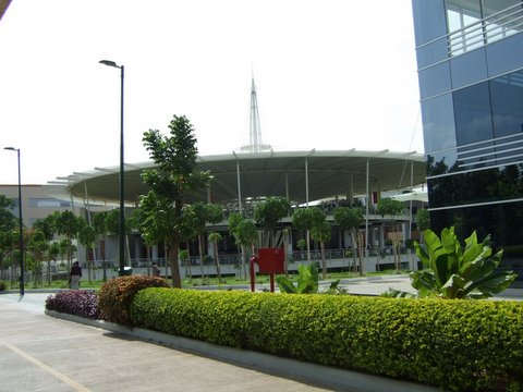 "Infosys...the ""terminal"" building"