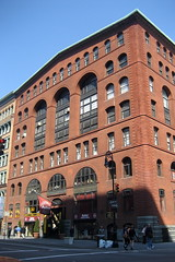 NYC - East Village: De Vinne Press Building by wallyg, on Flickr