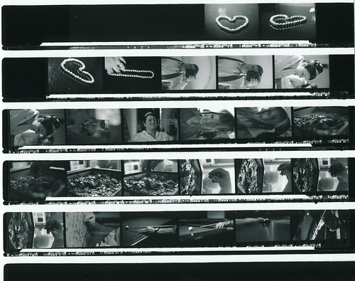 First contact sheet ever