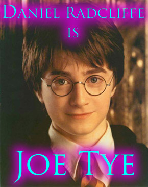 Daniel-Radcliffe is JOE