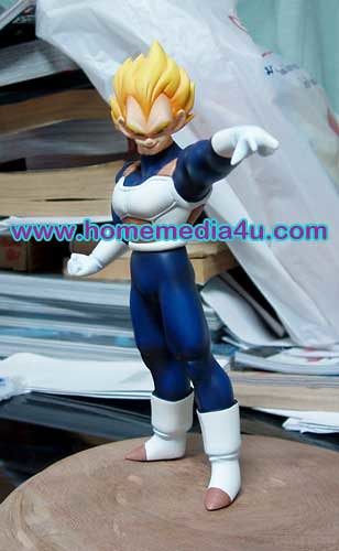 Dragon Ball Z Vegeta Super Saiyan 7. DragonBall Z Super Saiyan