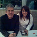 andrea friedl and anthony bourdain in rockford illinois