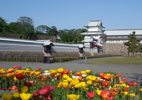 金沢城 (Kanazawa Castle, Japan)