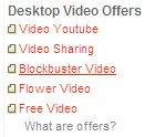 enlaces predefinidos a búsquedas en adsense premium