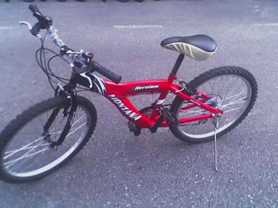 That's my bike
