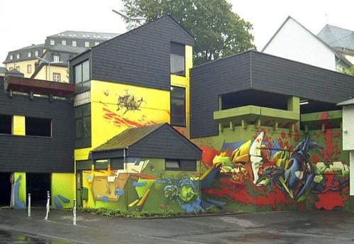 parkhaus projekt
