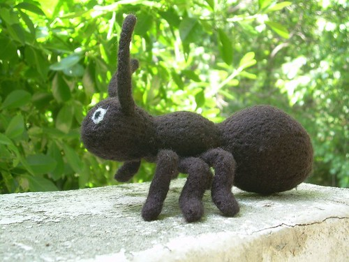 Felted Ant