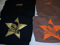 Cool ECBACC T-shirts