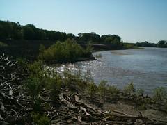 2007 05 17 kaw (10) (Kaw Valley Heritage Alliance) Tags: river lawrencekansas kansasriver kawvalley